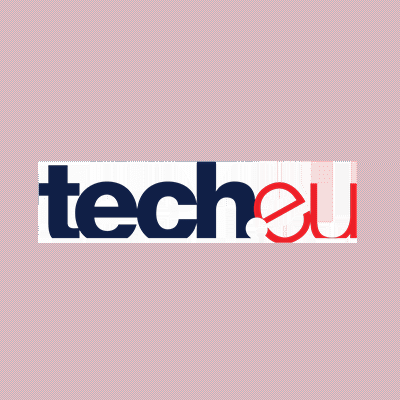 TechEu Logo, a media outlet where our PR agency for startups get regularly achieves coverage.