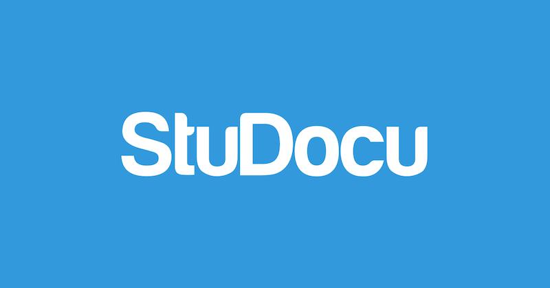 StuDocu Image. Case study of PR strategy.
