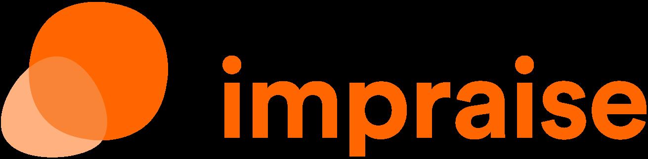 Impraise logo. B2B public relations case study.