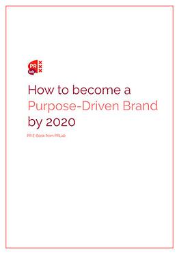 Cover voor ebook Hoe je in 2020 een doelgericht merk kunt worden
